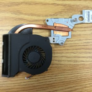 Acer Aspire 4572 Heatsink and Fan - 1